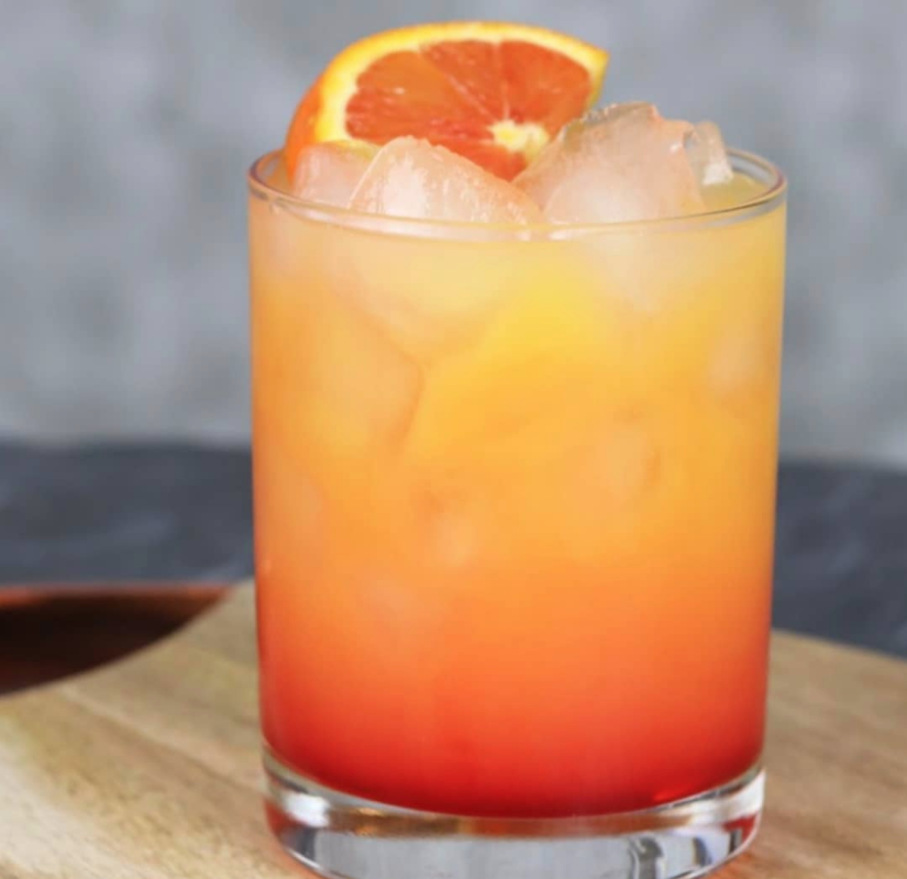 Campari Creamsicle Cocktail by Ralph Vincent