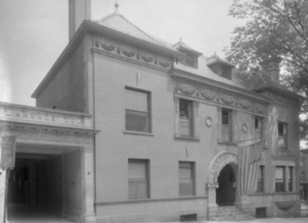 The Saratoga Baths on Phila Street