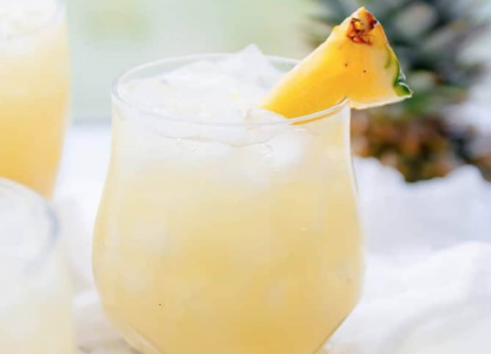 Pineapple Prosecco Rum Punch by Ralph Vincent