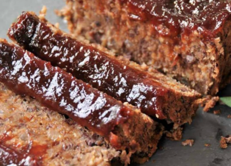 Vegan Meat Loaf by Ralph Vincent